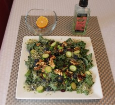 So Satisfying Superfood Salad