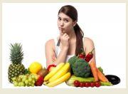 Woman Fruit Questioning